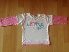 Dětské tričko dlouhý rukáv, vel. 86, 86
