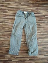 Zateplené kalhoty, zara,110