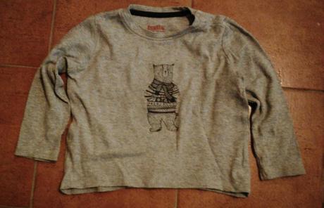 Tričko, lupilu,92