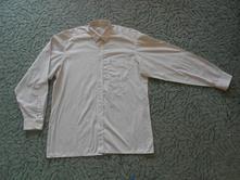 Bílá košile s pruhy, 43