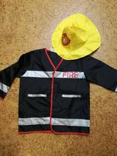 Kostým hasič,