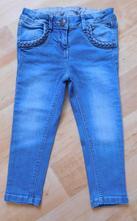 Nové džíny pro malé slečny, c&a,110