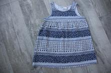 Letní šaty, h&m,80