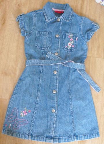 E11-riflové šaty, 104