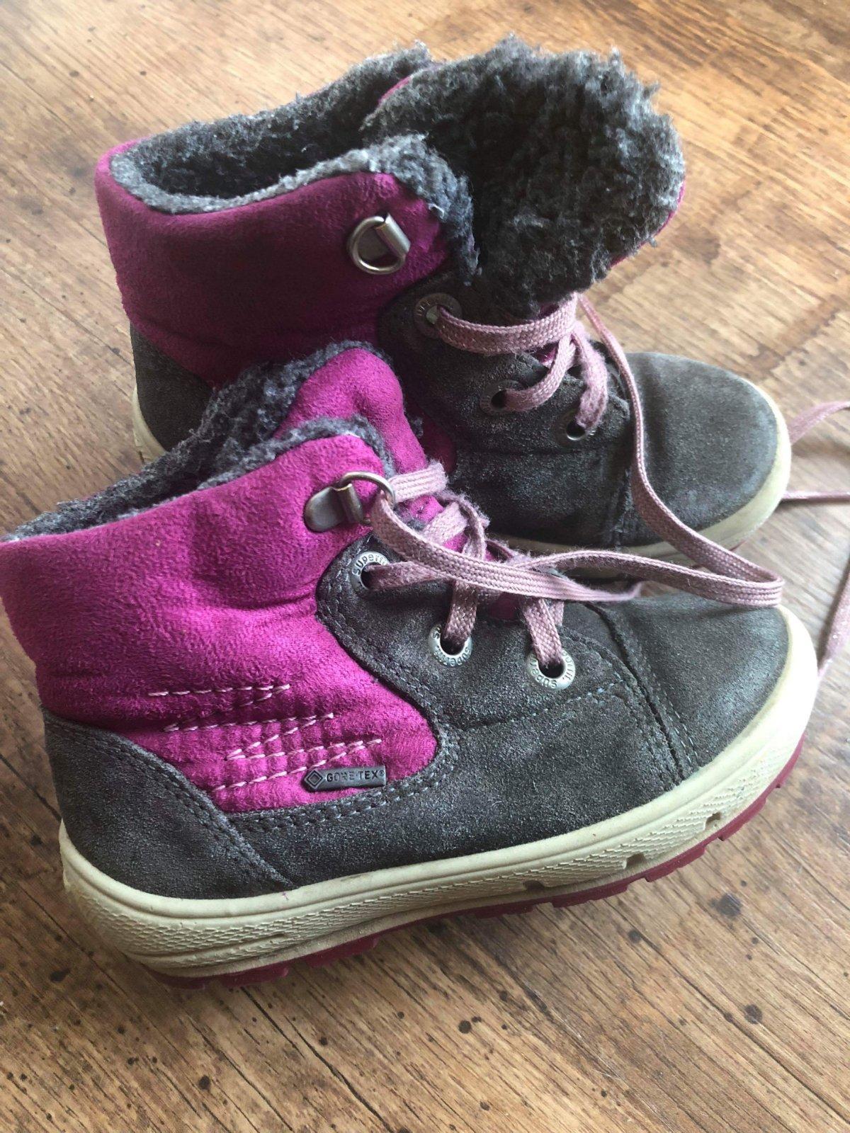Zimní boty superfit vel. 24 3498986b21