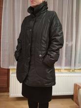Dámská šedá bunda, 40