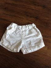 Bílé šortky, marks & spencer,92