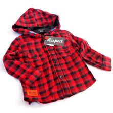 Dětská košile, kos-0007-01, respect,98