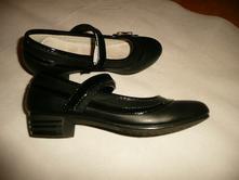 619118d8381 Baleriny boty na podpatku lodičky 32 stélka 21 cm