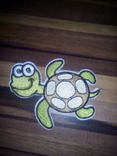 Nažehlovačka želva,
