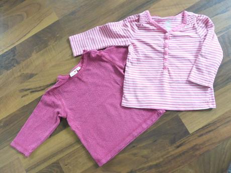 Tričko dlouhý rukáv, prénatal,74