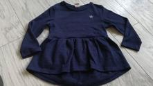 Teplejší šaty / tunika, kiki&koko,98