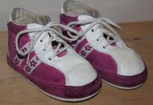 První botičky na chození, zn. pegres, vel. 21 , pegres,21