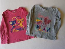 2x tričko, f&f,110