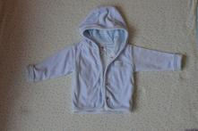 Mikina - kabátek baby club, baby club,68