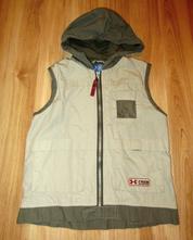Plátěná vesta, 140