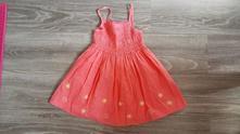 Letní šaty vel.98-104, 98