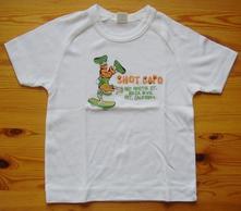 Dětské tričko s krátkým rukávem, 116