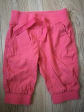 Růžové tříčtvrteční kalhoty, next,98