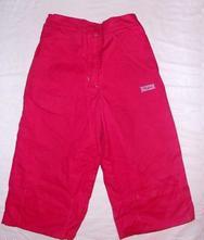 352.plátěné kalhoty 7-8 let, reebok,128