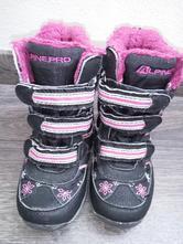 Zimní boty  alpine pro, alpine pro,24