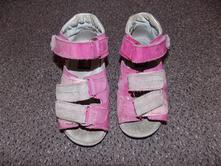 e07a8b9ba33 Dětské sandálky   Fare - Dětský bazar