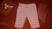 Kalhoty/legíny 0-3  m, tu,50
