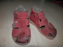 Kožené sandály, pegres,24