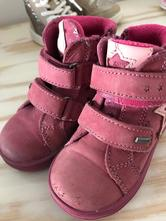 Kotníkové kožené boty podzim/jaro, lasocki,22