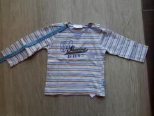 Tričko s dlouhým rukávem, ergee,86