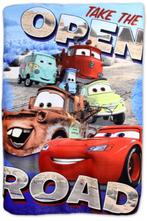 Dětská deka cars road,