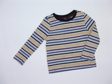 K528 pruhované tričko vel. 86, george,86