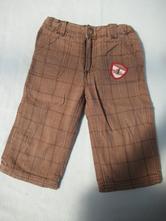 Manžestrové kalhoty, topolino,74