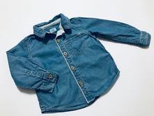 Košile džínová - v.18/24 měs., f&f,92