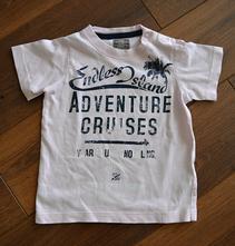 Tričko s nápisy, h&m,86