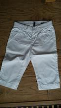 3/4 kalhoty, benetton,104