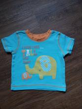 Tričko se slonama, george,62