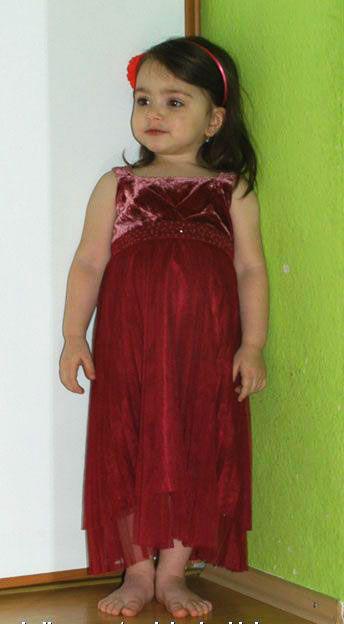 Slavnostní sváteční společenské šaty s tylem, monsoon,98