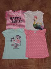 Sada triček pro holčičku vel. 116, next,116