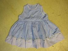 V200    letní šaty marks&spencer vel. 74/80, marks & spencer,74