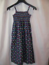 Letní, plátěné šaty-m&s, marks & spencer,128