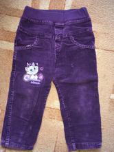 Kalhoty manšestráky, 80