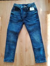 Luxusní džíny zara, velikost 122, zara,122