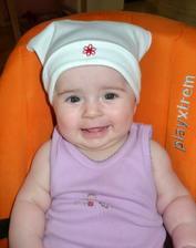 No že vypadám jak zdravotní sestřička? :-D