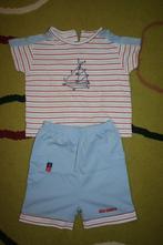 Kraťásky s tričkem, 80