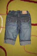 Zateplené jeans, h&m,74