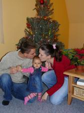 9 měsíců s mámou a tátou