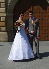 Naše svatba 7.6.2008