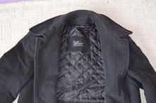 Pánský flaušový kabát , l