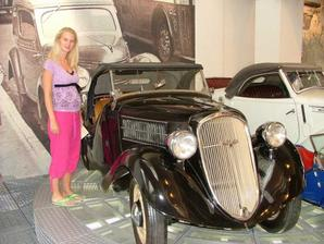 auta, naše vášeň
